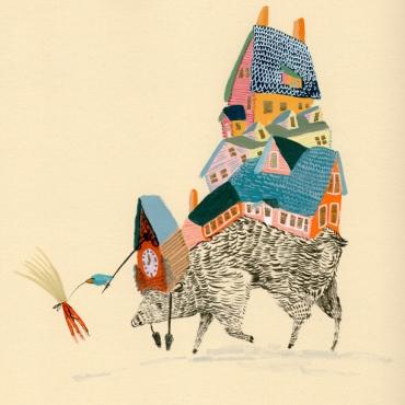 The cuckoo & the peccary