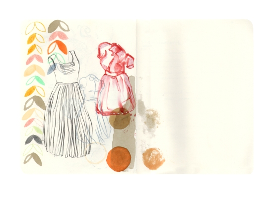 The Nave Sketchbook Show_PRINTS_dresses