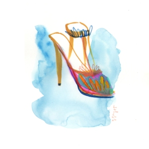 Artist Shoe